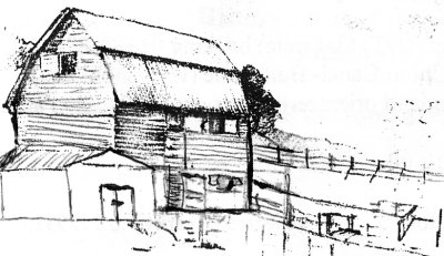 A sketch of The Mill